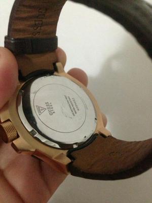 Reloj Guess Original Correa de Cuero
