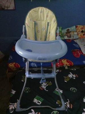 Silla De Comer Para Bebés. Marca Happy Baby. ¡muy Poco