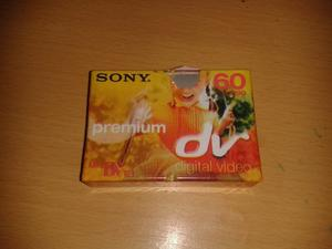 Vendo Video Cassete De 60min Marca Sonny Nuevo!