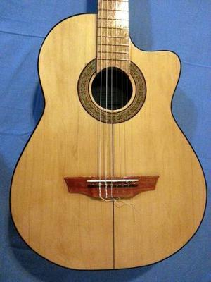 Guitarra Clasica Con Cutawai Envio Gratis A Barquisimeto