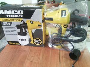 Maquina electrica para pintar marca amco tools posot class - Maquina de pintar electrica ...