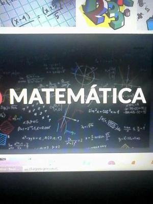 Profesora De Matemática, Física E Ingléd