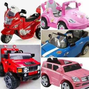 Reparación De Carros O Motos Electrica Para Niños