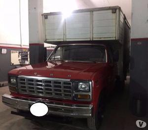 Se vende a cre di to. Ford 350 del 83 a toda prueba.
