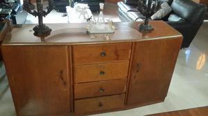Vendo Mueble de Madera Tipo Bar