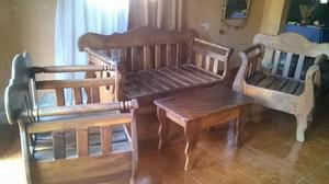 Se venden muebles usados en madera estilo posot class for Se vende muebles usados