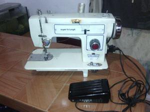 vendo por no usar mi m quina de coser posot class