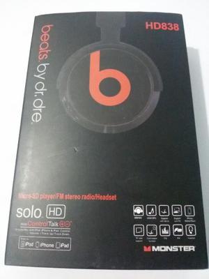 Audifonos Mp3 Beats By Dr Dre