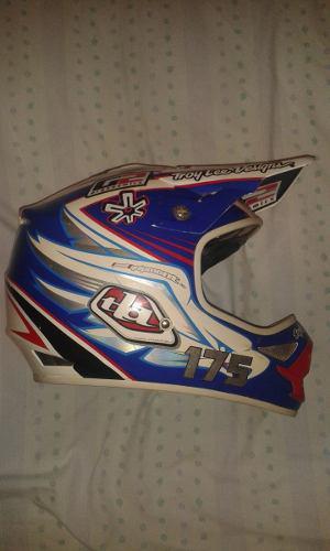 Casco Troy Lee Enduro Motocross