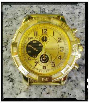 Reloj Dorados Michael Kors