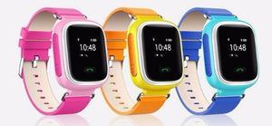 Reloj Para Niños Y Adolescentes Con Gps Antipérdidas Q60