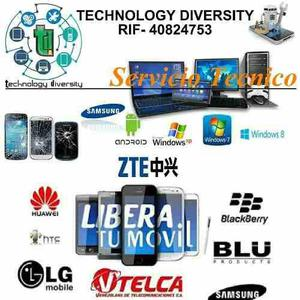 Servicio Técnico Tecnology Diversity, C.a