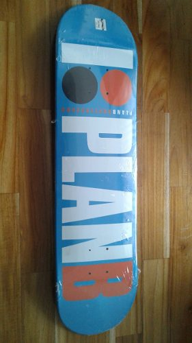 Tabla Patineta Skate / Marca: Plan B / 7.5