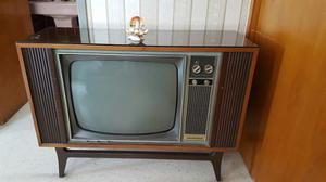 Tv Antiguo En Perfecto Estado