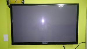 Tv Plasma Samsung 43 Pulgadas Impecable Más Base De Pared