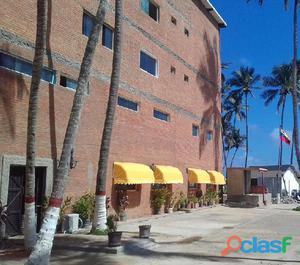 A la venta Hotel en Morrocoy a la orilla del mar