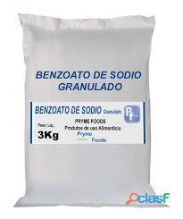 BENZOATO DE SODIO EN POLVO