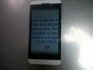 Blackberry Zt10 Movilnet Negociable