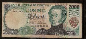 Bolívares  C8 (filaven)