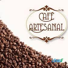 CAFE ARTESANAL, PURO Y MOLIDO. EXCELENTE CALIDAD.