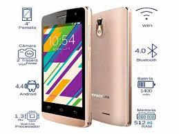 TELEFONO HYUNDAI E435 DOBLE SIM 4 NUCLEOS 4GB FORRO INCLUIDO