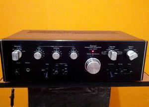 Amplificador Integrado Sansui Modelo Au-