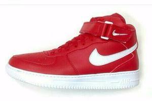 Botas Zapatos Nike Force One Caballero Varios Colores