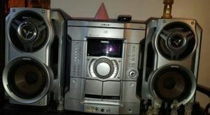 Equipo De Sonido Sony En Perfectas Condiciones