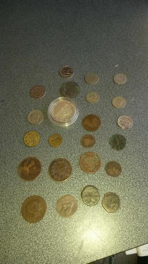 Monedas de Colección a La Venta en Barinas