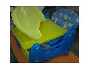 Silla De Comer Para Bebes (silla Y Pupitre)