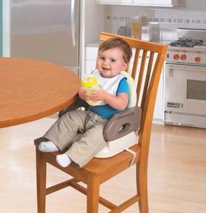 Silla Infantil Para Comer Plegable Y Portatil