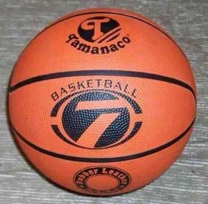 Balon De Basket Tamanaco Original 100% Juguete Niño