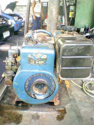 Bomba De Agua 3 Caballos De Fuerza A Gasolina
