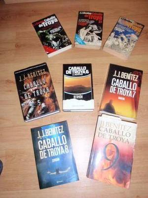 Colección Libros Caballo De Troya