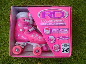 Patines Roller Derby