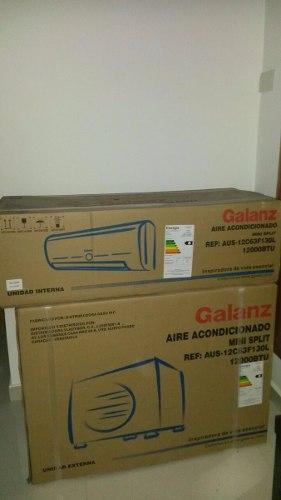 Aire Acondicionado Split  Btu Galanz (nuevo)