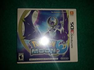 Pokemon Moon / Luna, Sellado! Importado De Usa!