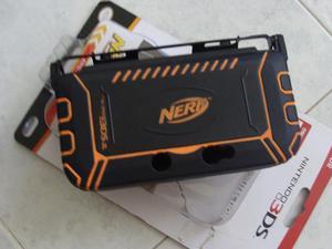 Protector Carcasa Nerf Para Nintendo 3ds Xl Nuevo
