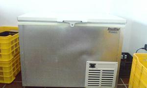Cava Freezer Enfriador Invitrel 400 Litros
