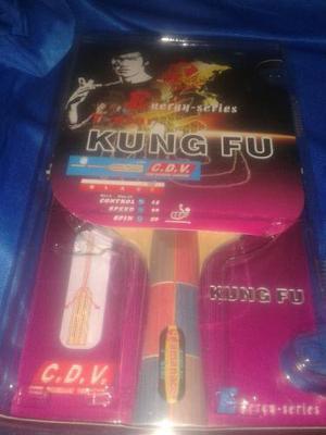 Raqueta Ping Pong Tamanaco Kung Fu
