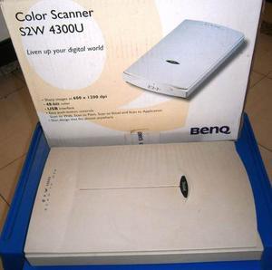 Scanner A Color S2w u Benq Perfecto Estado