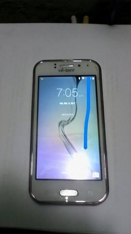 vendo mi telefono android Hiski hu22