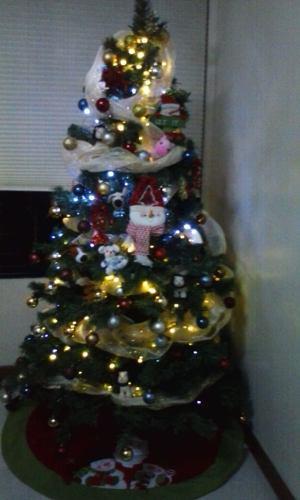 Arbol De Navidad Hermoso