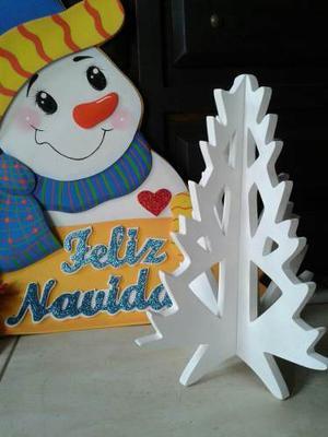 Arbol De Navidad Mdf