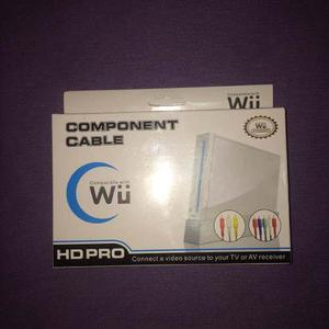 Cable De Video Para Nintendo Wii