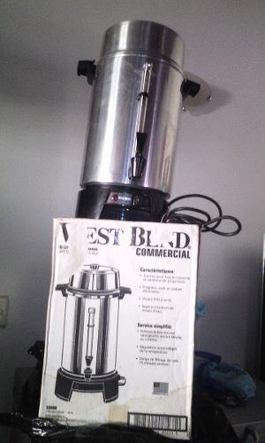 Cafetera Comercial West Bend 100 Tazas Nueva Aproveche
