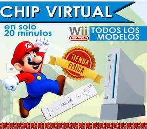 Chip Nintendo Wii Con 4 Sorpresas Tienda Fisica