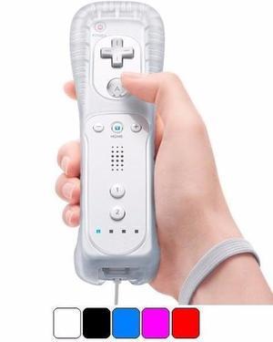 Control Para Wii Remote Incluye Forro Y Correa Nuevo!!!!