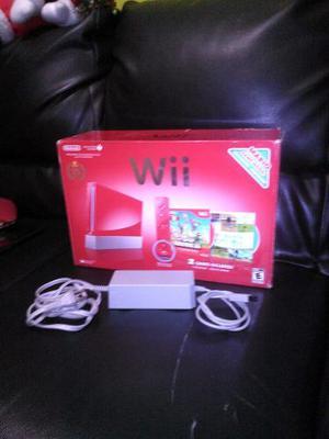 Excelente Fuente De Poder Original Consola Para Nintendo Wii