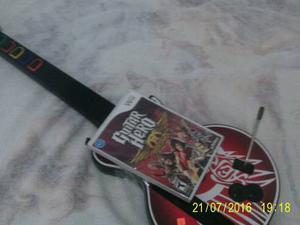 Guitar Hero Wii Juego De Aerosmisth Para Wii